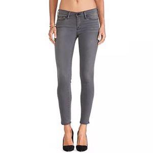 Frame Denim Le Skinny de Jeanne Gray Jeans